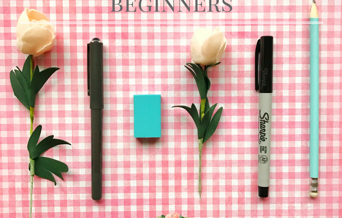 Faux Calligraphy for Beginners