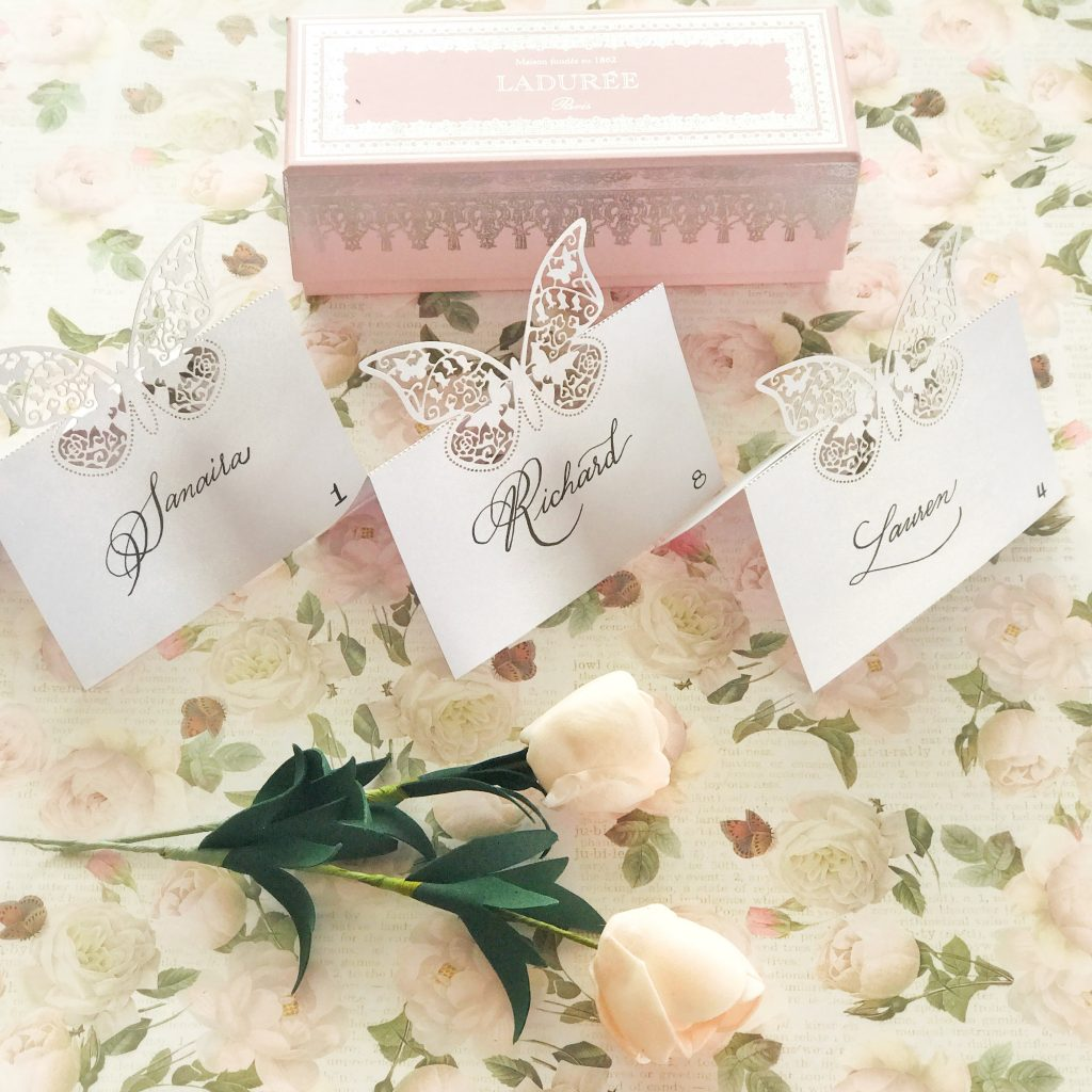 wedding butterfly Archives - Calligraphy Quill